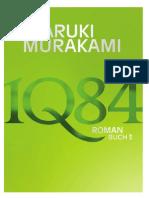 Murakami Haruki - 1Q84 Buch 3 (Deutsch)