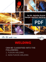 Welding Webinar - 27th June