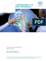 Plan d'action parlementaire sur les changements climatiques