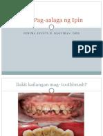 062516 Oral Hygiene