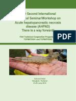 AHPND Workshop Programme