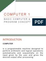 Basic Computer 1