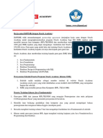 3.Proposal Oracle Academy