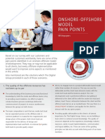 Onshore Offsore Model Pain Points Whitepaper
