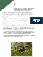 National Trust Full Bloom Renga April to May 2010