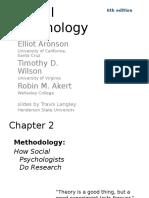 Social Psychology Chap 2
