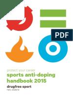 2015 Anti Doping A6 Handbook Final