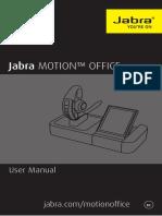 Jabra Motion Office Manual_EN