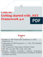 Unit01-Getting Started With .NET Framework 4.0