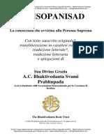 Sri Isopanisad (Completa)