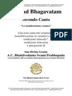 Srimad Bhagavatam Canto 2 (Completo)