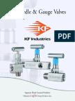 KF-Needle AngleGauge Valves