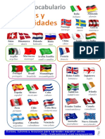 Spanish vocabulary