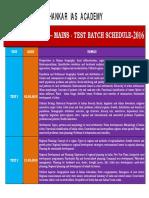 UPSC Mains Schedule 2016 17 (1)