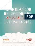 Libro Blanco Animacion 2012