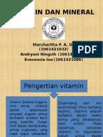 ppt vitamin
