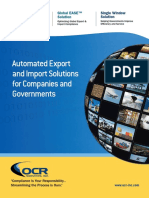 OCR Services Corporate Brochure