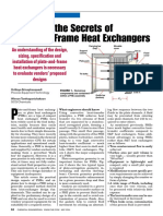 Baffle Seals Profile T4 | Heat Exchanger | Building Engineering