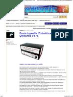 Enciclopedia Didattica Della Chitarra