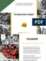 SISO III. Programa