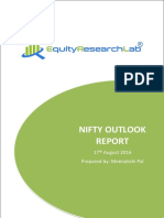 NIFTY REPORT 17 August Equity Research Lab