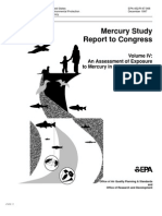 Mercury Study Report to Congress V.4