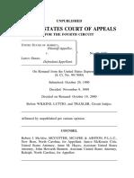 United States v. Green, 4th Cir. (2000)