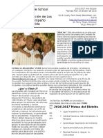 Spanish PCMS Parent Involvement Plan 16-17 Final