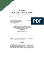 Thompson v. ALCOA, 4th Cir. (2002)