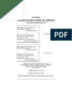 Williams v. Professional Transportation, 4th Cir. (2004)