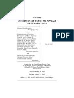 Burrell v. Commonwealth of VA, 4th Cir. (2005)