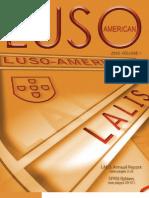 Luso American Life Insurance Spring 2010 Magazine