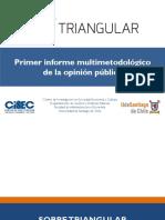Estudio Triangular del Centro de Investigación en Sociedad, Economía y Cultura