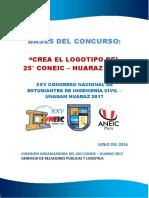Base Del Logotipo Del 25 CONEIC