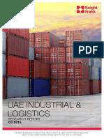 Uae Industrial Logistics Report q3 2015