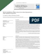 Efectos Metabólicos, Renales y Óseos de Las Dietas Hiperproteicas. Papel Regulador Del Ejercicio