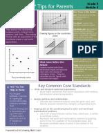 eureka math grade 5 module 6 parent tip sheet
