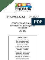 3º SIMULADO DA ANA.ppt