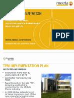 TPM Implementation Molex Ireland