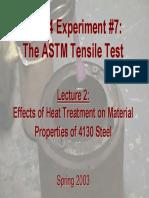 TensileTestNotes II
