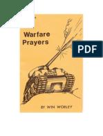 Warfare Prayers_Win Worley
