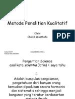 Metode Penelitian Kualitatif PDF