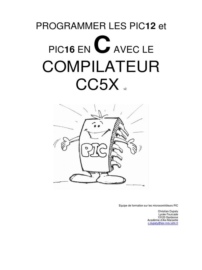 GRATUIT TÉLÉCHARGER CC5X FREE