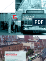 MTA RecommendedPlan Draft
