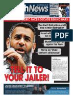 18 August 2016, Jewish News, Issue 964