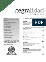 Pacto de Lausana Integralidad8