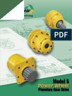 Wheel Model 6 Catalog