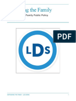 "LDS Dems ""Defending the Family"" report"