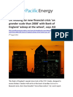 5 August_UK Heading for New Financial Crisis
