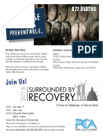 Surrounded by Recovery 2016
